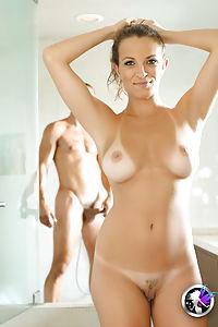 Nipple pokies upskirt downblouse perky tits