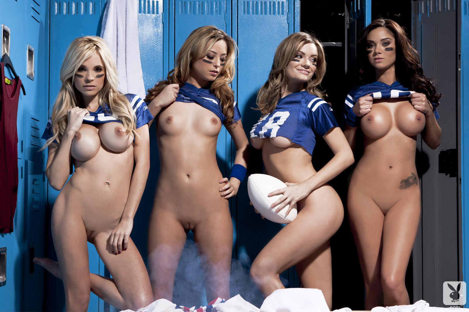 девушки из группы поддержки порно